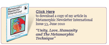 Click here to download Metamorphic Newsletter Issue 53